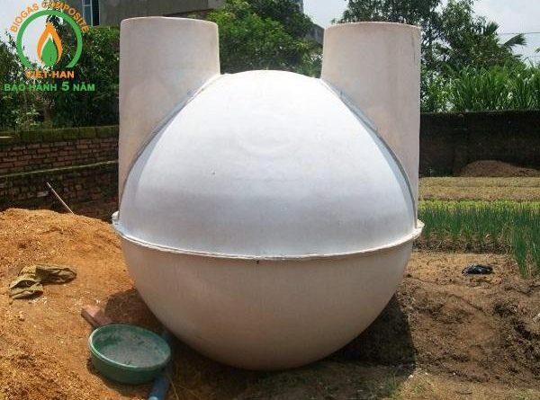 bể biogas